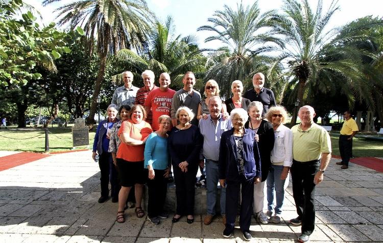 Group Cuba 2016