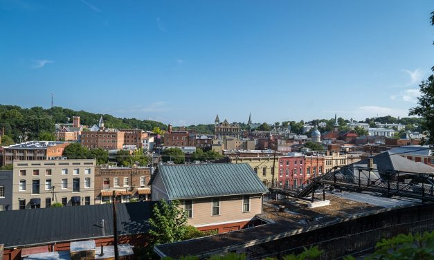 The Past Comes Alive in Historic Staunton, Virginia