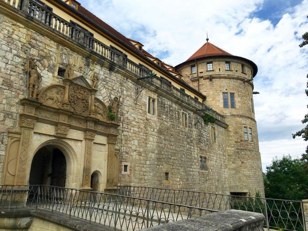 Hohentuebingen Castle