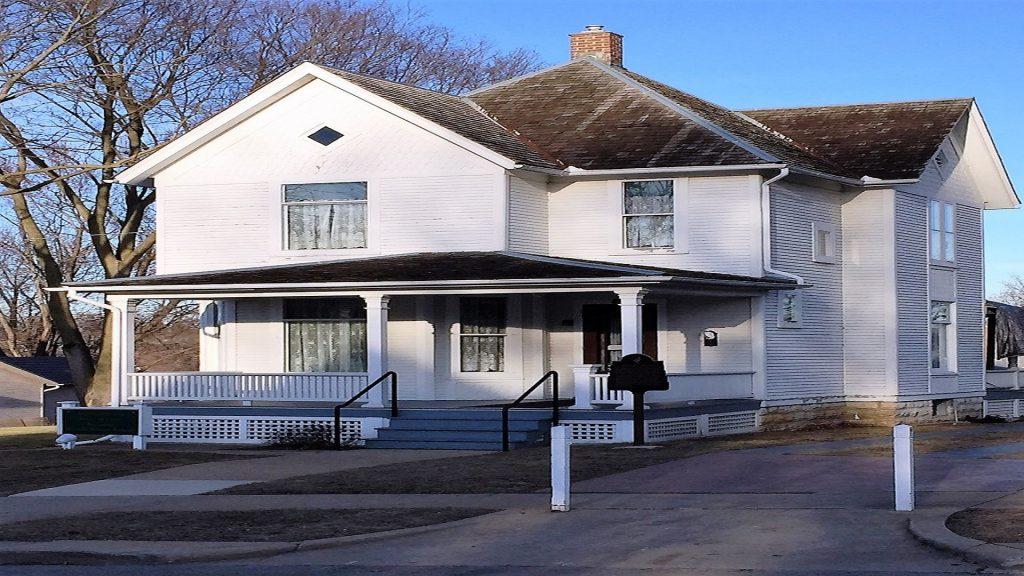 Ronald Reagan Boyhood Home