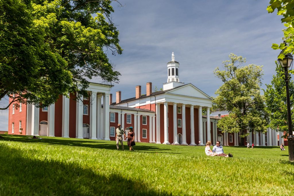 Washington and Lee University, Lexington, Virginia (Chris Weisler Photo)