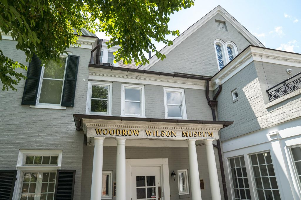 Woodrow Wilson Presidential Library & Museum