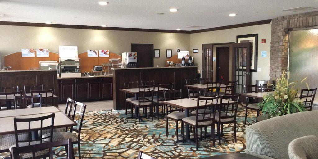 Holiday Inn Express & Suites Council Bluffs