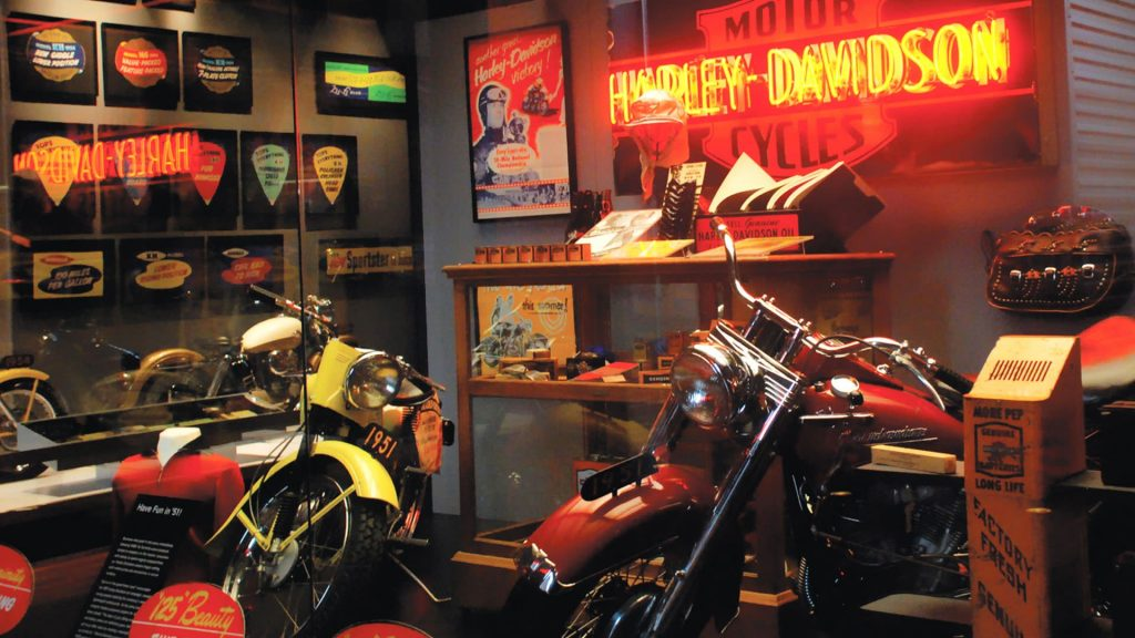 Harley-Davidson Museum; Credit Visit Milwaukee