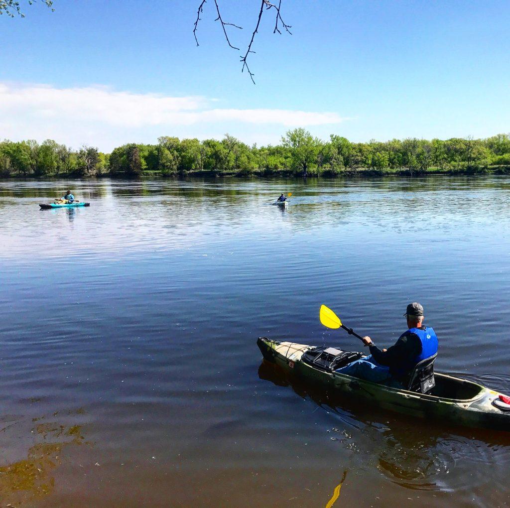 Kayak Mississippi