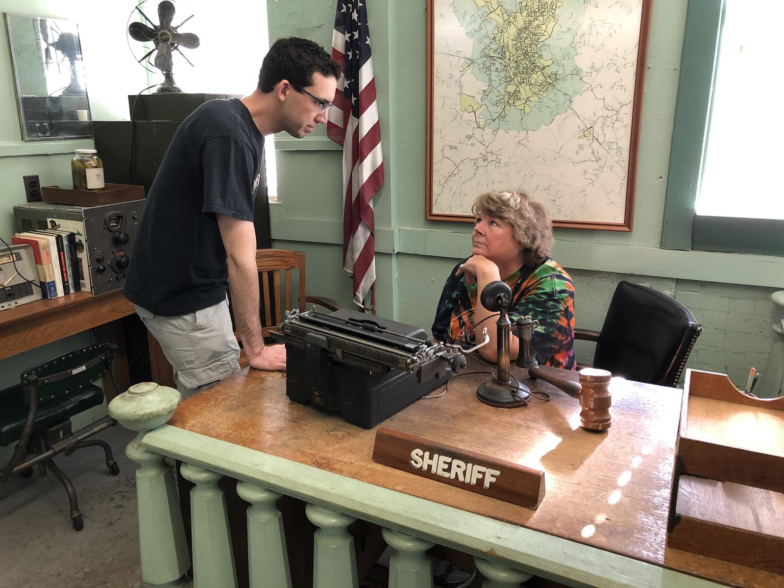 Mayberry Courthouse Replica