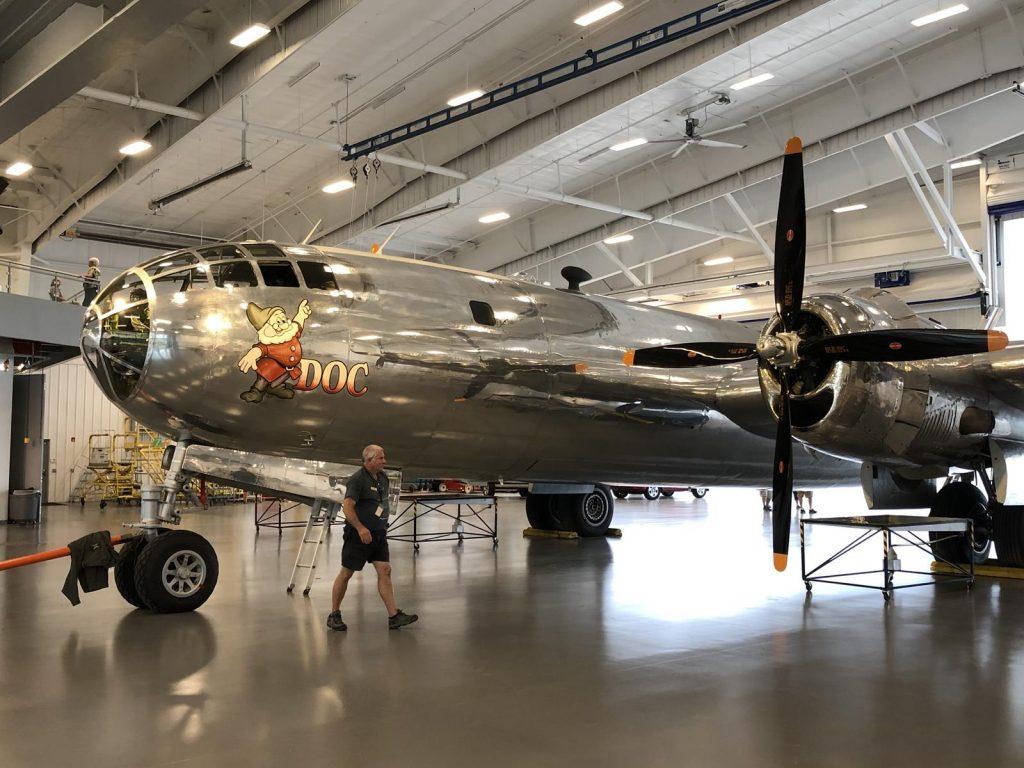 B-29 Doc Hangar & Education Center