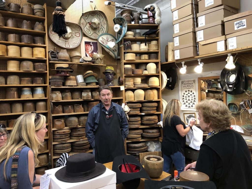 Hatman Jack's Wichita Hat Works