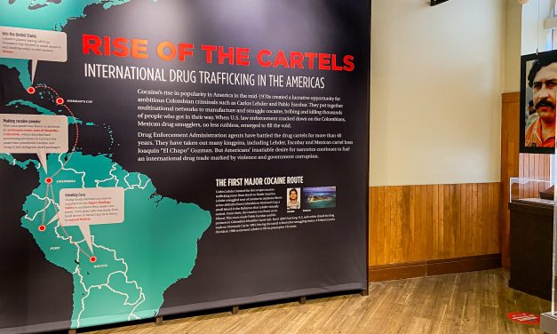 Mob Museum Exhibition Spotlights International Drug Cartels
