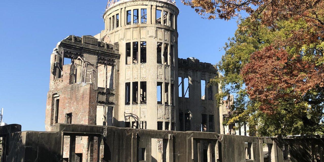 Hiroshima Observes Somber Anniversary of Horrific Event