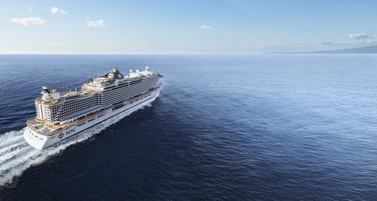 MSC Cruises Plans Ahead for 2021