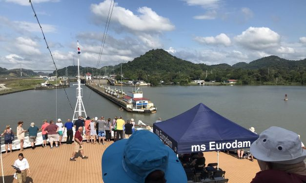 A Panama Canal Cruise Spans Two Oceans, Two Continents