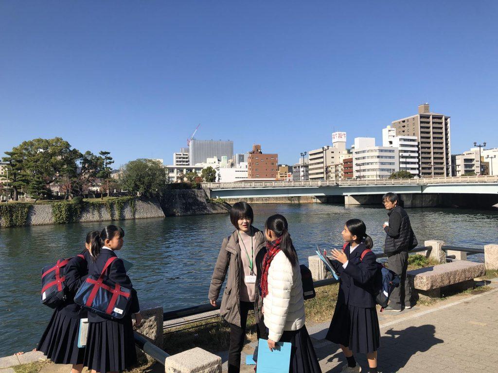 Peace Park Riverfront