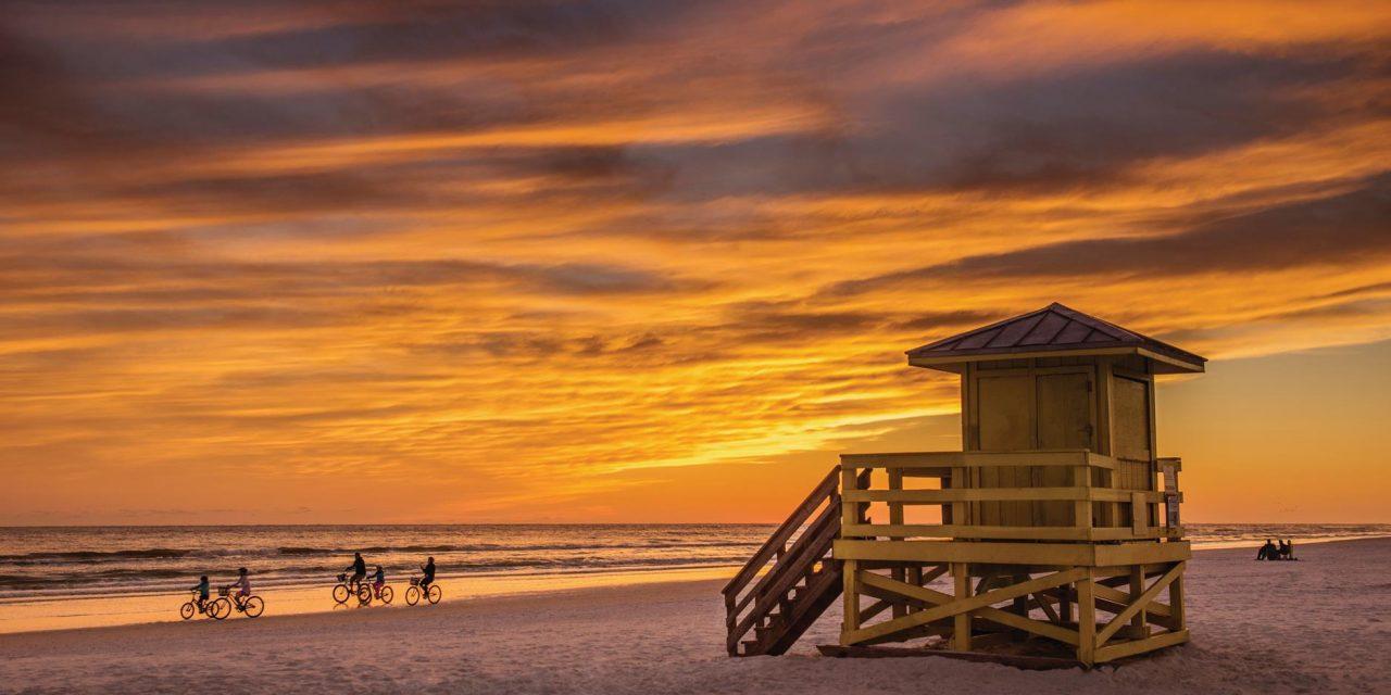 Sarasota Offers Beaches, Circus Lore and Botanical Beauty