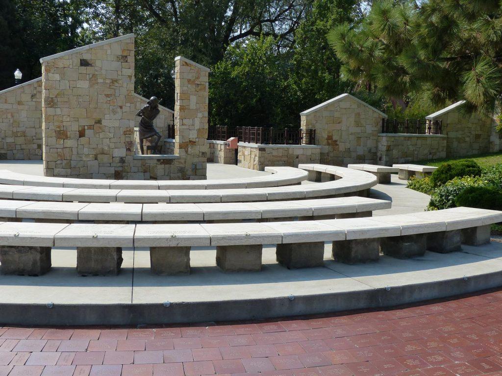 Anne Frank Amphitheater - Boise Idaho