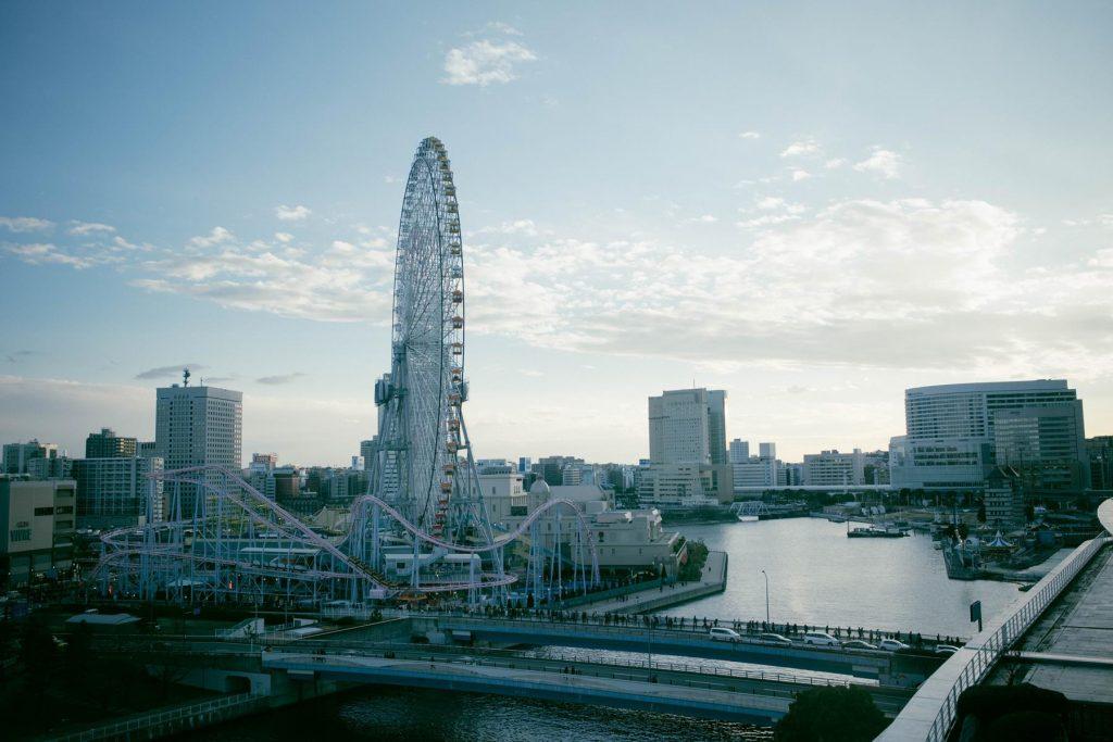 Cosmo World - Yokohama, Japan