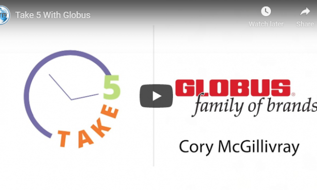 Cory McGillivray, Globus Family of Brands