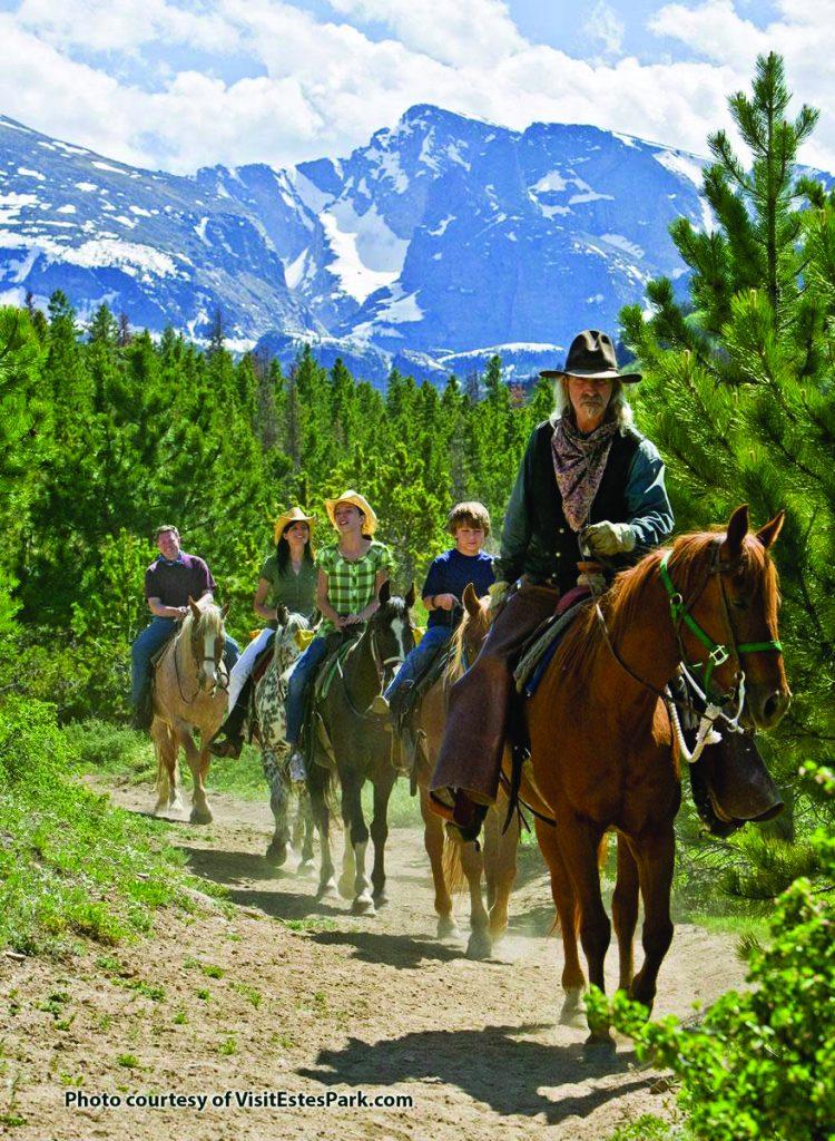 Estes Park Horseback