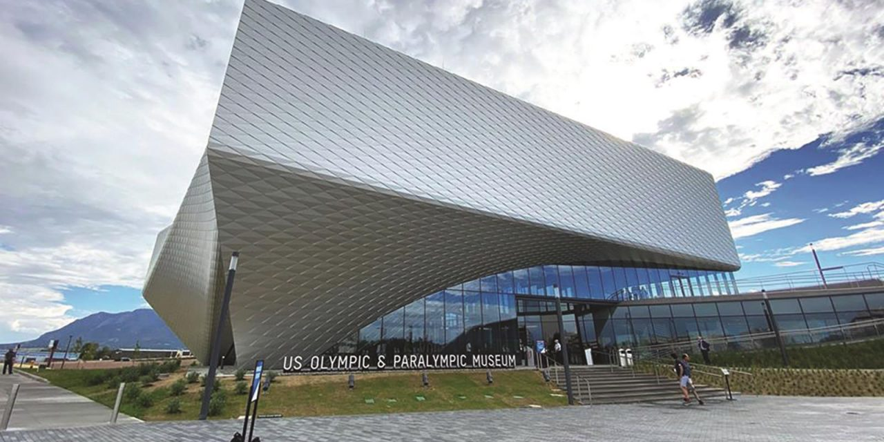 Experience the New U.S. Olympic and Paralympic Museum