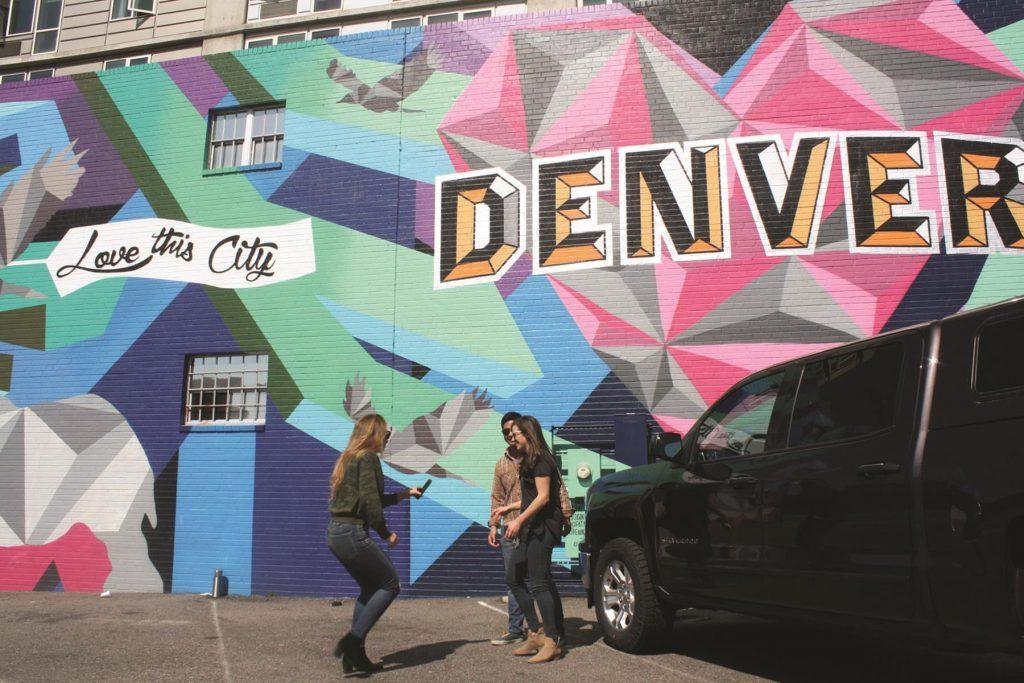 Denver Graffiti Tour