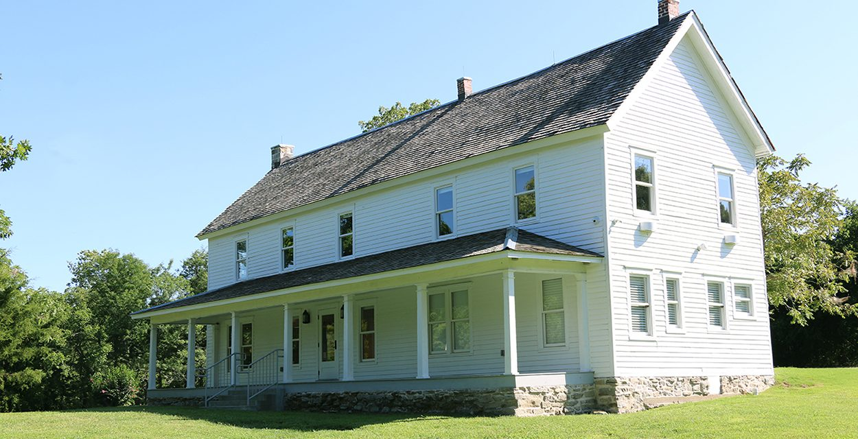 Historic Cherokee Courthouse Opens as Museum