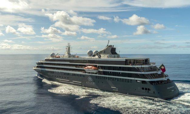 "Atlas Ocean Voyages – New ""Luxe-Adventure"" Cruise Line"