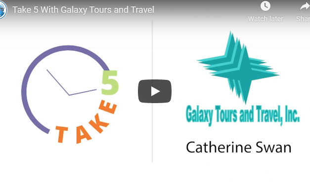 Catherine Swan, Galaxy Tours & Travel