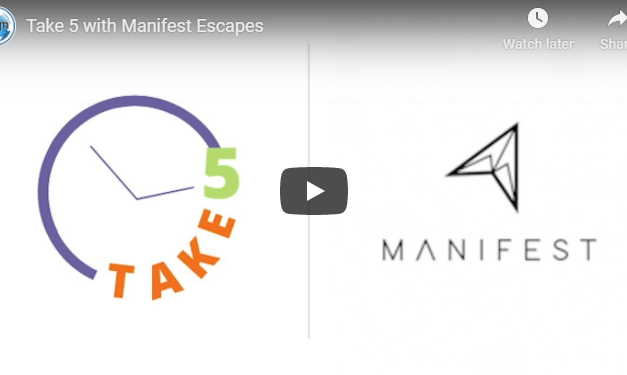 Jeff Potter of Manifest Escapes