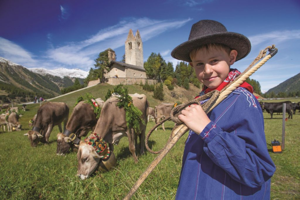 Alpine Descent - switzerland events