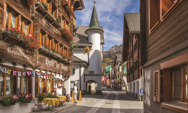An Unmistakable Alpine Flavor Makes Andermatt the Epitome of Swiss Bliss