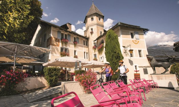 Discover the Castles, Palaces and Monasteries of Switzerland