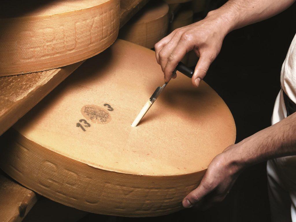 Gruyere Cheese - switzerland culinary