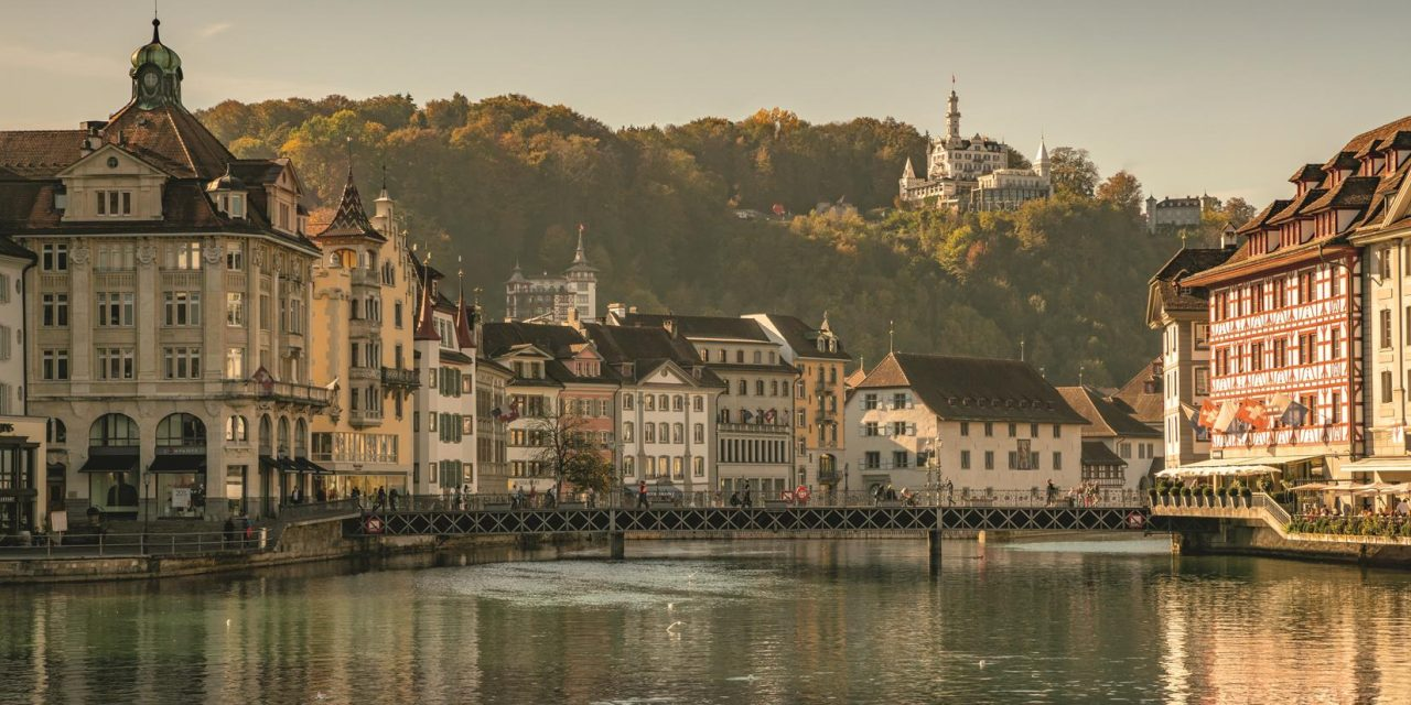 Lovely Lucerne, a Magnet for Switzerland Visitors