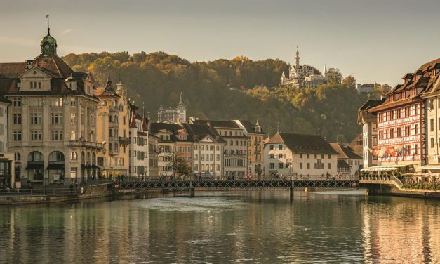 Lovely Lucerne, a Magnet for Switzerland Visitors