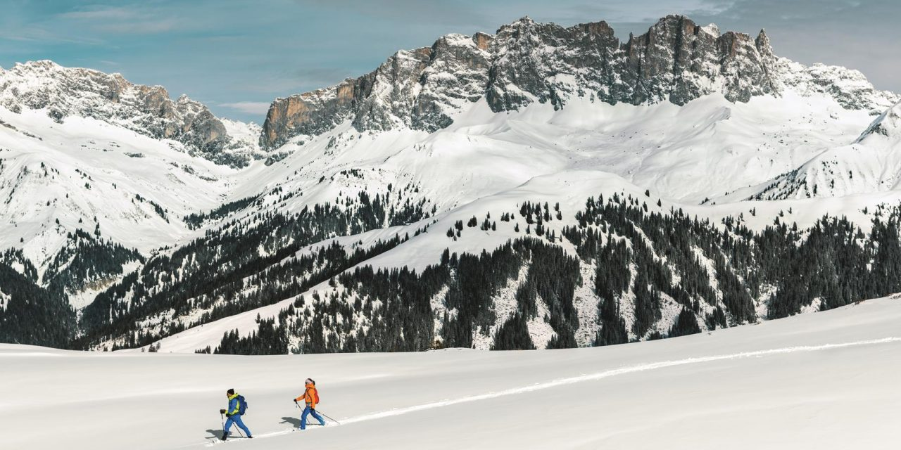 Switzerland is a Winter Paradise for Lovers of Snow and Sunshine