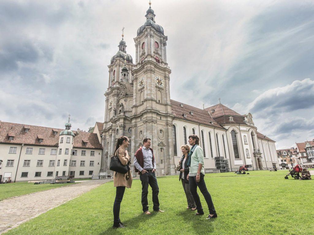 Abbey St. Gallen
