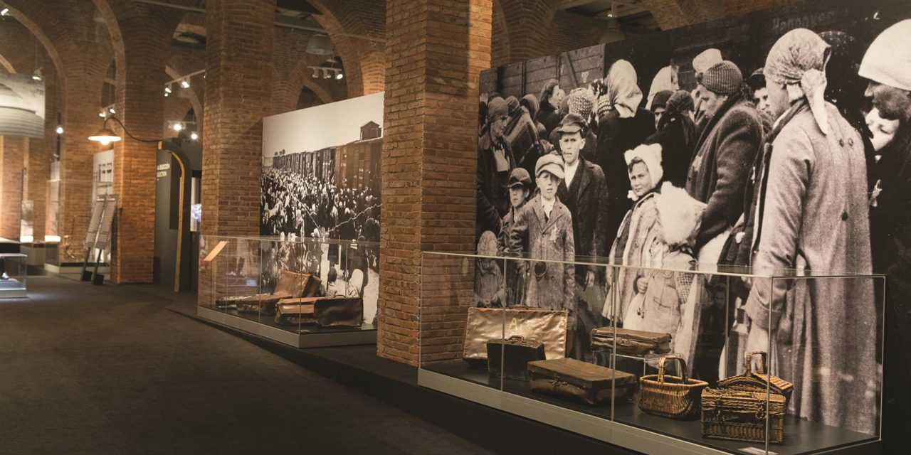 World's First Auschwitz Traveling Exhibition Opening in 2021