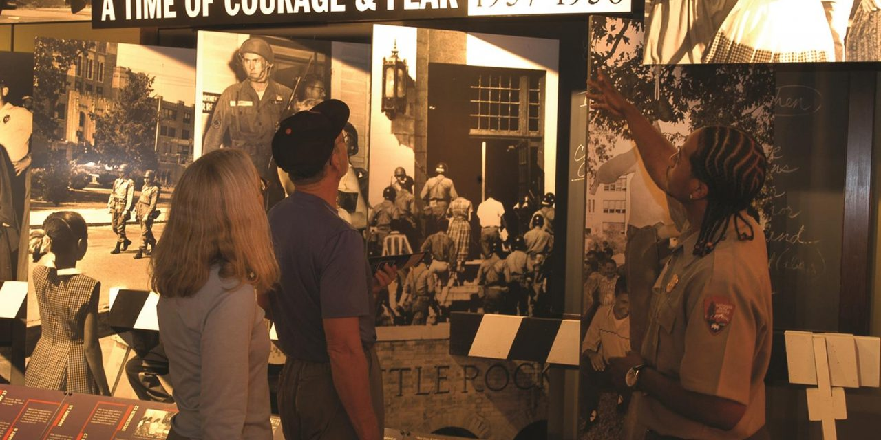 Arkansas's Civil and Human Rights Attractions Celebrate the Power of Courage