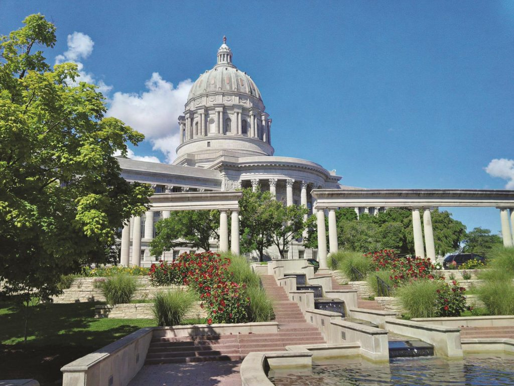 City of Jefferson Capitol