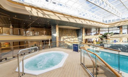 MSC Successfully Returns to Cruising