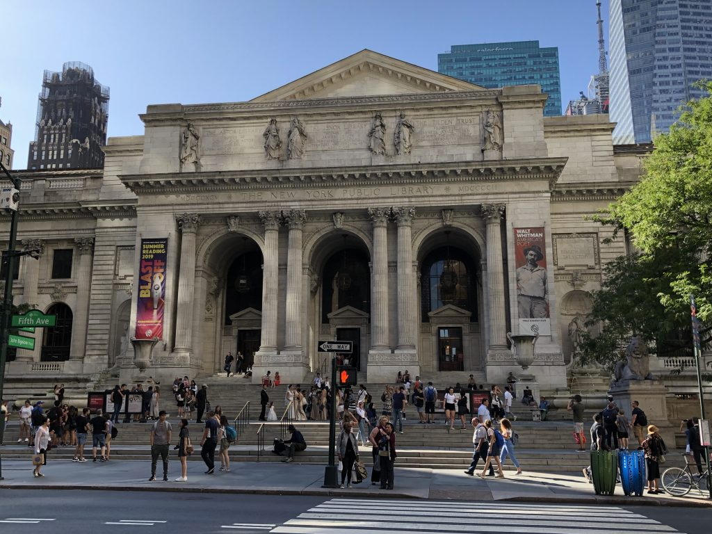 New York Public Library IMG_6370