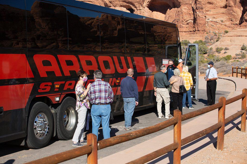 tour bus safety