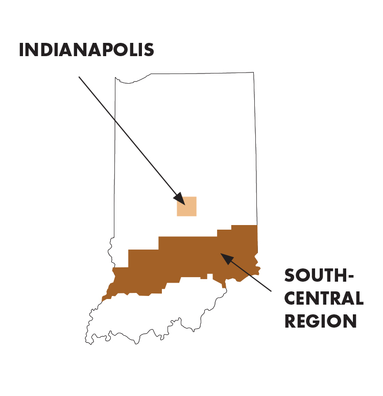 indiana south central