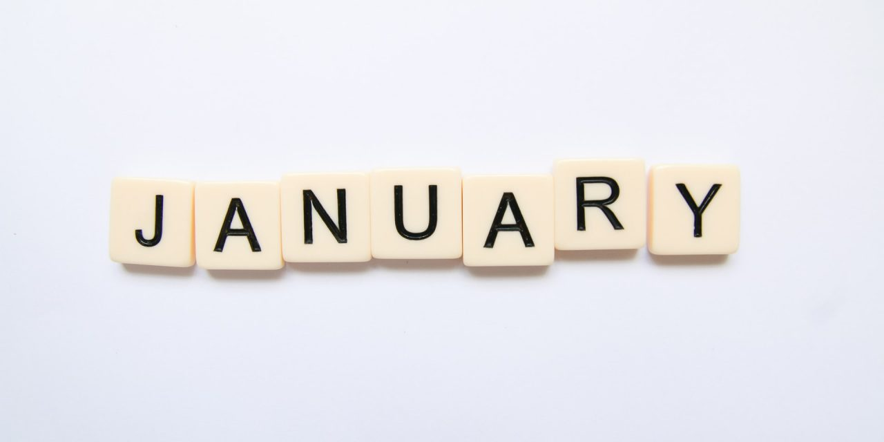 Our January Schedule