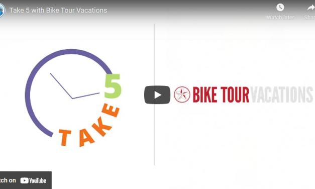 Jim Plaunt of Bike Tour Vacations