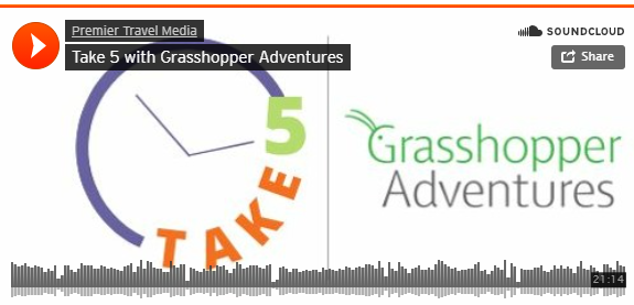 Grasshopper Adventures Expands to America with New Bicycling Tours