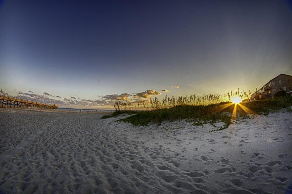 Atl. Beach Sunset