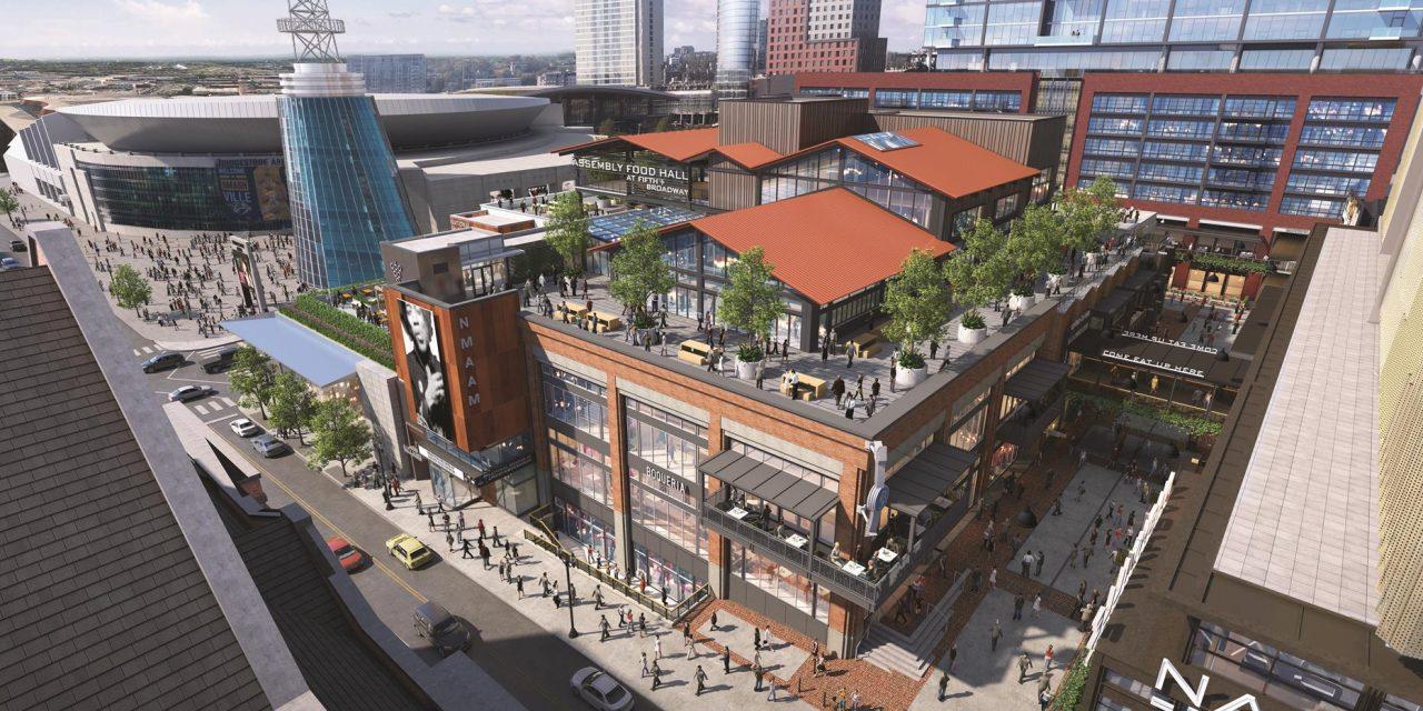 Fifth + Broadway to Transform Nashville