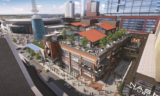 Fifth + Broadway to Transform Nashville