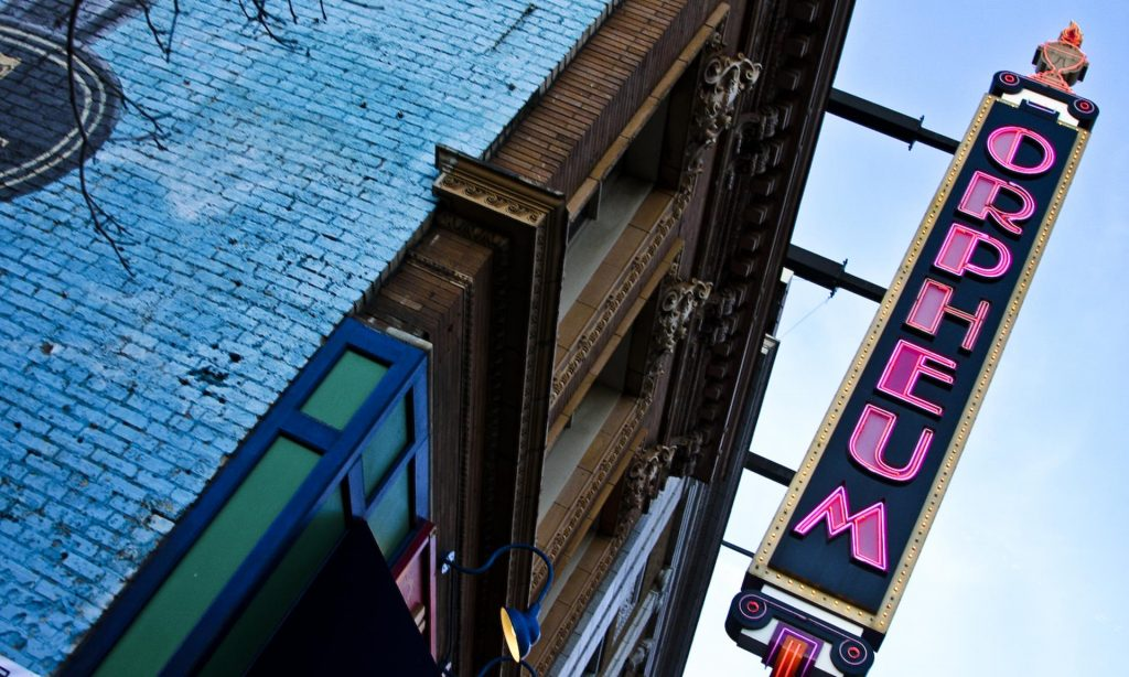 Orpheum by Tony Webster